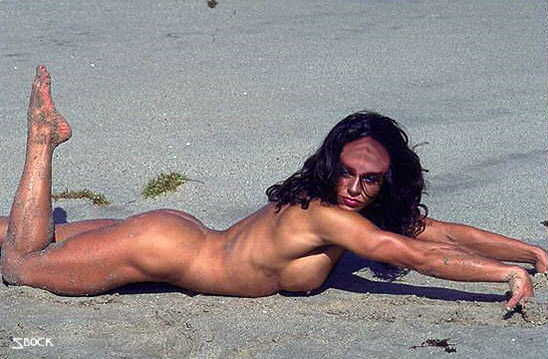 Klingon women in the nude - Pics and galleries