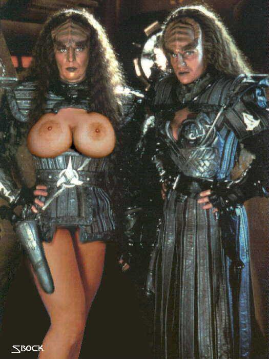Star Trek Female Klingon Resolution 525 x 700 Download picture ...